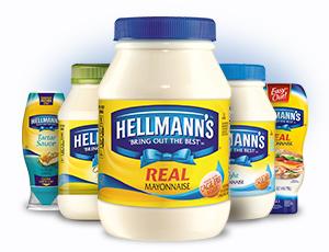 历史最低价!精选7款 Hellmann's 蛋黄酱 全部2.97加元特卖!
