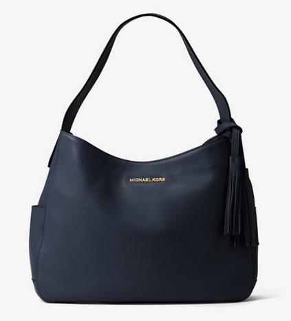 Michael Kors Ashbury 女式时尚大号手提包/单肩包3.7折 111.75加元包邮!2色可选!