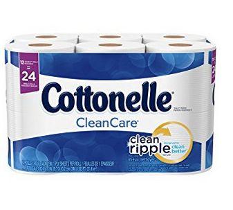 Cottonelle 12卷超软卫生纸 4.74-4.99加元特卖!