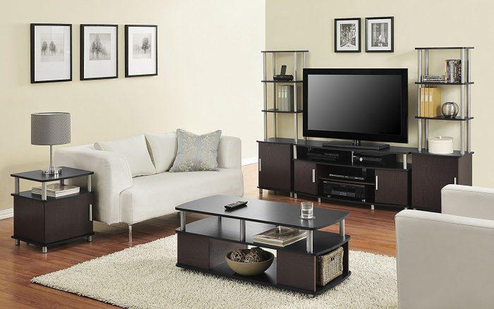 史低!Altra Furniture Carson 电视柜 102.98加元,原价 149.99加元,包邮