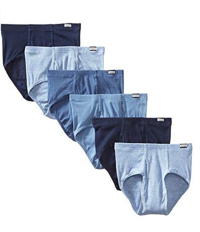 Hanes 男士纯棉内裤 11.88加元(6条装),原价 16.97加元