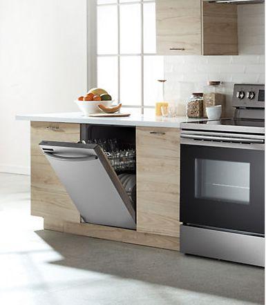 今日闪购! Samsung,LG等品牌家用电器,洗碗机,冰箱 499加元起特卖!部分额外再9折优惠!
