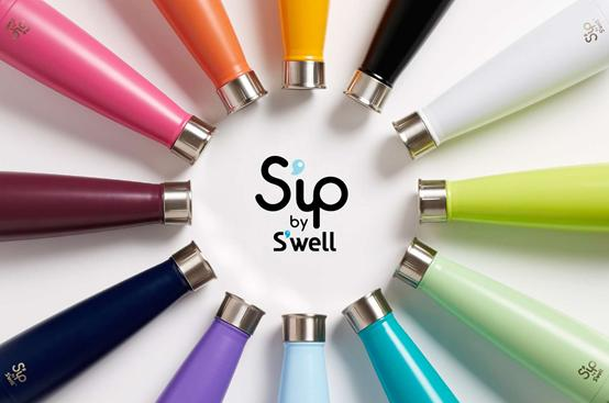 返校特卖!S'ip by S'well 保温瓶 26.24加元,原价 34.99加元!