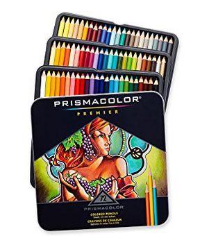 历史新低!PRISMACOLOR PREMIER 72色 彩色画笔套装2.5折 31.99加元!