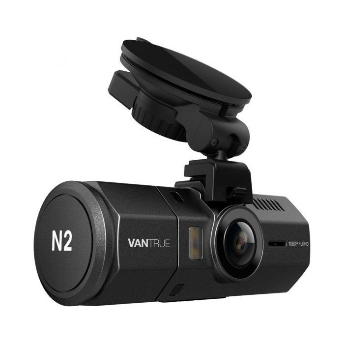金盒头条:历史新低!Vantrue N2 双镜头高清广角夜视行车记录仪6折 167.99加元包邮!