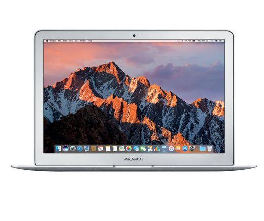 Apple 苹果 MacBook Air 13.3英寸笔记本电脑(8GB/128GB) 999.99加元包邮!另有256GB版1199.99加元!