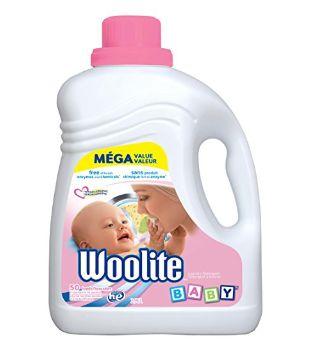 Woolite 婴儿低过敏洗衣液 9.23加元(2.96 L ),原价 18.07加元