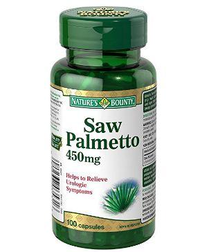 Nature's Bounty 自然之宝 Saw Palmetto 锯棕榈胶囊 9.79加元,原价 14.49加元