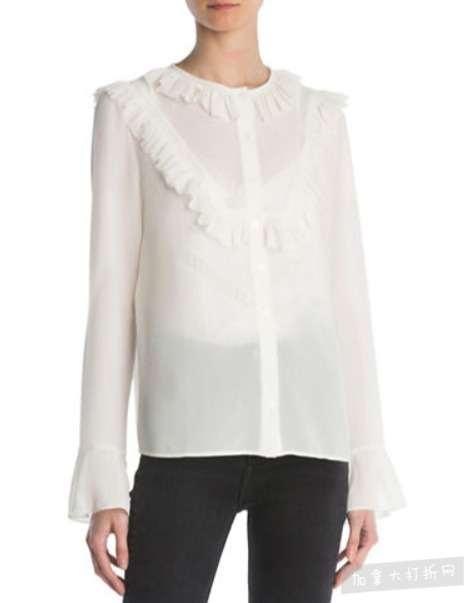 THE KOOPLES 法国小众女装 4折起清仓特卖,折后低至 60加元
