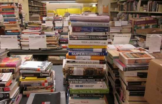 多伦多图书馆 旧书年度清仓特卖会,全场1-5毛!8月17日开卖!
