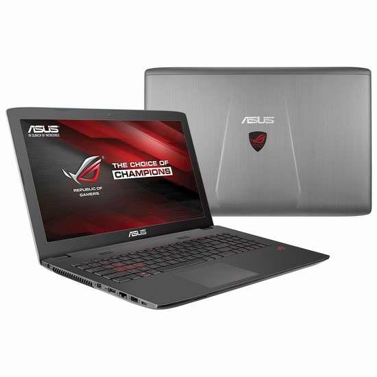 ASUS 华硕 ROG 玩家国度 GL752 17.3寸游戏笔记本电脑 949.97加元清仓并包邮!