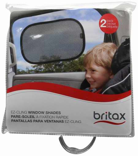 Britax EZ-Cling 车窗遮光罩2件套5.5折 8.79加元!