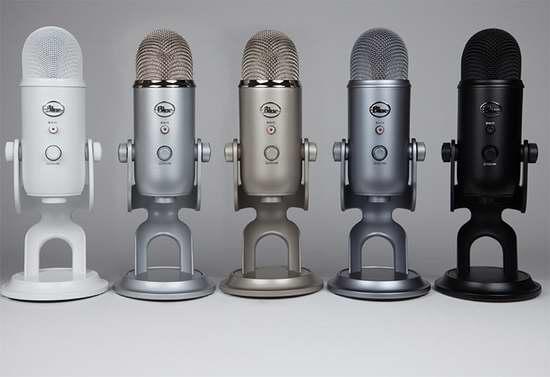 金盒头条:历史最低价!Blue Microphones Yeti 雪人 USB 电容麦克风5.3折 99.99加元包邮!4色可选!