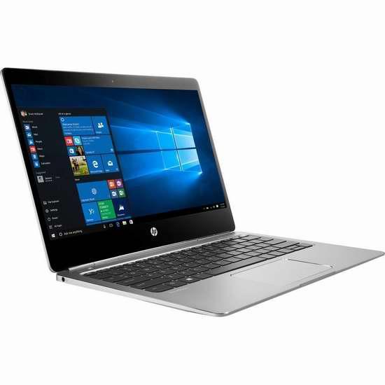 历史新低!HP 惠普 EliteBook Folio G1 12.5寸超薄笔记本电脑(8GB/256GB SSD)6.1折 899.99加元包邮!