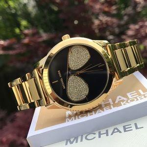 仅限今日!精选 9款 MICHAEL KORS男女时尚腕表 3.8折起特卖,折后低至 128.97加元