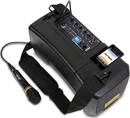 白菜价!历史新低!DJTech IVISA50LIGHT 便携式音响系统1.5折 29.54加元清仓!