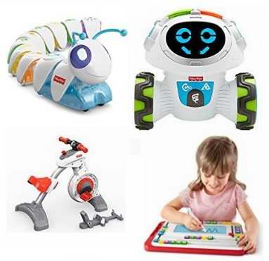 金盒头条:精选9款 Fisher-Price 费雪 Think and Learn 益智玩具5.7折起特卖!