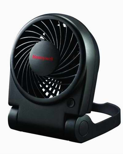 Honeywell HTF090BC Turbo-on-The-Go 便携式风扇 16.99加元!