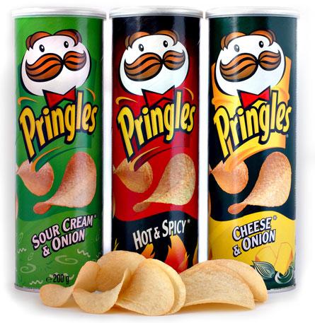 让人欲罢不能!零食的最佳选择之一!Pringles薯片大汇总!