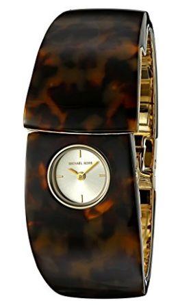 历史新低!Michael Kors MK4313 Wilkie 女士时尚复古手镯式腕表/手表 123.78加元包邮!