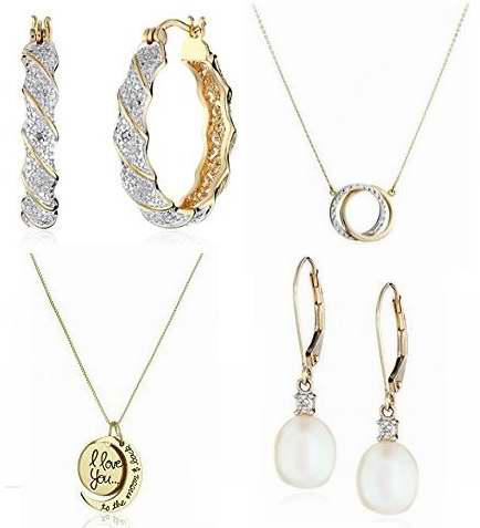 精选5828款 Michael Kors、Kate Spade、Anne Klein 等品牌金银珠宝首饰特价销售,额外再打7折!