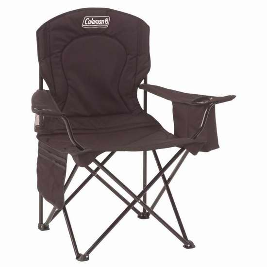 Coleman Oversized Quad 超大便携式折叠椅7折 34.99加元清仓!
