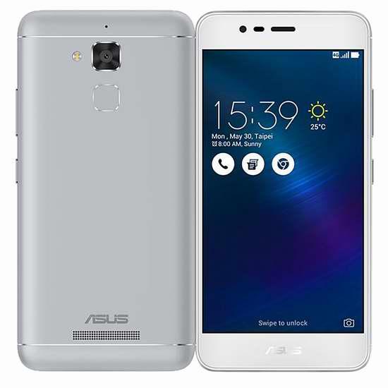 历史新低!ASUS 华硕 ZenFone 3 MAX ZC520TL 16GB 5.2寸智能手机 175.51加元包邮!