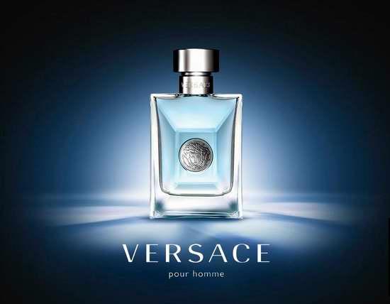 白菜价!历史新低!Versace 范思哲 Pour Homme 男士淡香水(100ml)2.7折 29加元清仓!