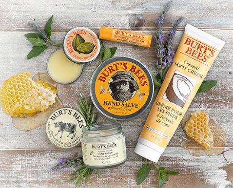 美国天然护肤品牌!精选多款Burt's Bees 小蜜蜂护肤,洗浴产品特卖汇总!