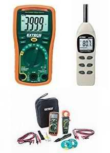 金盒头条:精选7款 Extech 万用表、分贝仪、查线器、测温仪等5.3折起特卖!