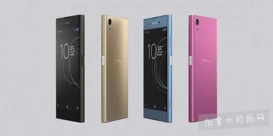 历史新低!Sony 索尼 G3123 Xperia XA1 5英寸32GB解锁版智能手机 289.94加元包邮!4色可选!