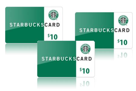 Starbucks 星巴克 电子礼品卡5折特卖!10加元仅售5加元!需登陆后再点一次文中红色链接!