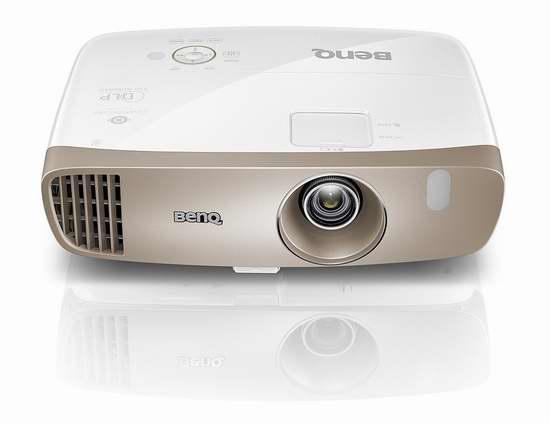 历史最低价!BenQ 明基 HT3050 DLP HD 1080p 3D 专业家庭影院高清投影机 1199.99加元包邮!