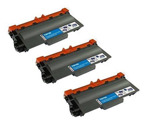 白菜价!Brother 激光打印机 TN750 兼容墨粉盒3件套 18.75加元清仓并包邮!