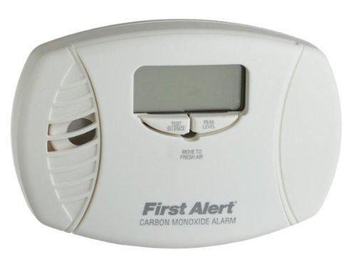 销量冠军!First Alert CO615A 数字式一氧化碳探测报警器5.5折 27.49加元!