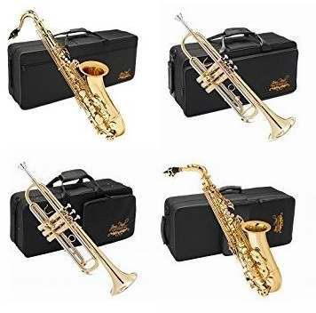 金盒头条:历史新低!精选4款 Jean Paul USA 专业萨克斯管、小号6.4折起特卖!