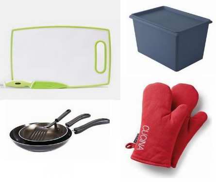 大量白菜价!精选多款居家用品、厨房用品、锅具等2折起清仓!