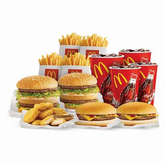 买一送一!McDonald's 麦当劳2018春季优惠券出炉,有效期2018年4月15日!