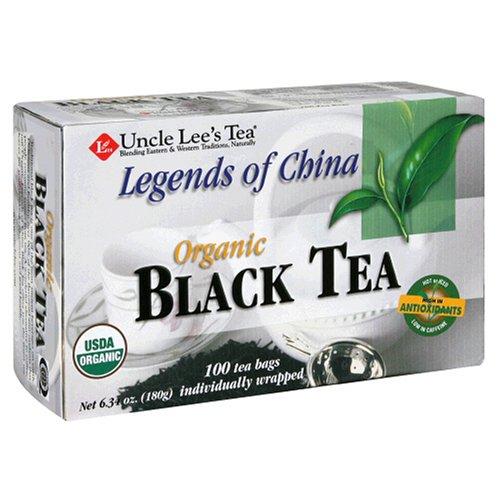 历史新低!Uncle Lee's Tea 有机红茶100茶包3.6折 4.99加元清仓!