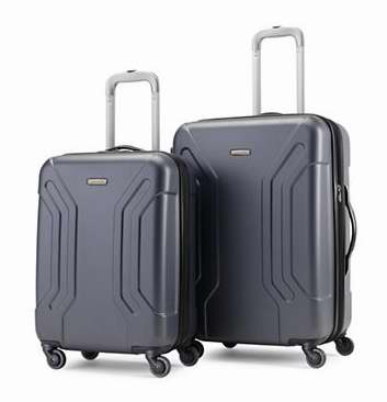 SAMSONITE 新秀丽 Sahora NXT 硬壳拉杆行李箱2件套2.8折 171.99-182.74加元包邮!