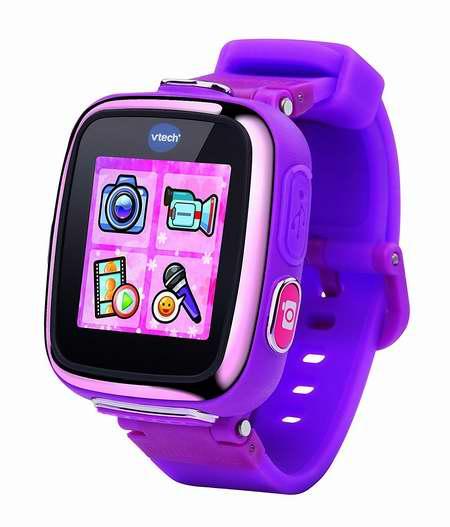 历史新低!VTech 伟易达 Kidizoom DX 儿童拍照智能腕表5.7折 39.97加元包邮!可爱度爆表!