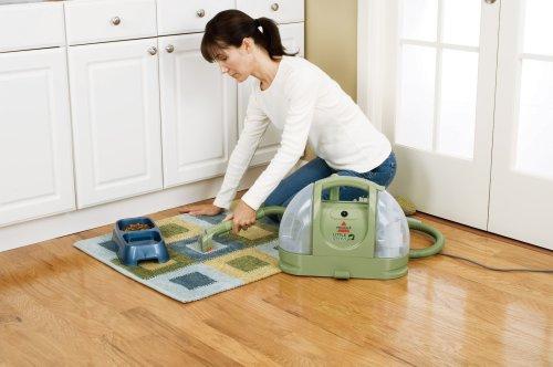 Bissell 必胜 小绿 1400J 便携式深层地毯清洁机 71.2加元包邮!会员专享!