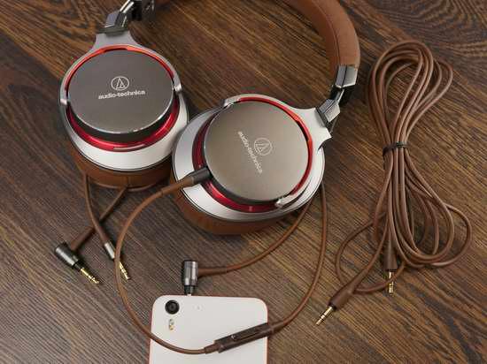 历史新低!Audio-Technica 铁三角 ATH-MSR7GM SonicPro 头戴式罩耳 高分辨率耳机7.6折 249.99加元包邮!