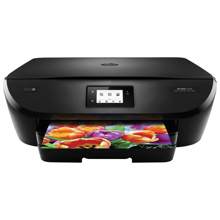 HP ENVY 5549 无线一体式喷墨打印机 39.99加元特卖!