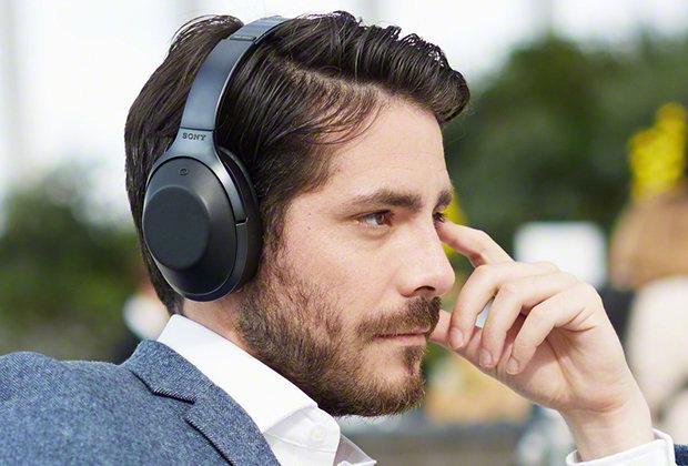 Sony 索尼 MDR1000X/B 最新无线降噪耳机 248美元(399美元),bestbuy打折价429加元!