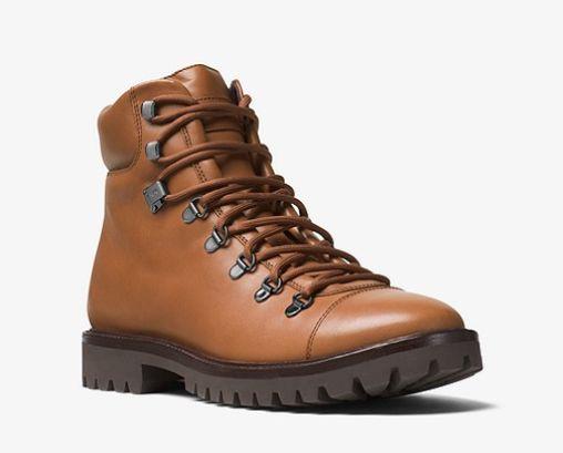 Michael Kors Lance男士登山鞋 229加元,原价 498加元,包邮