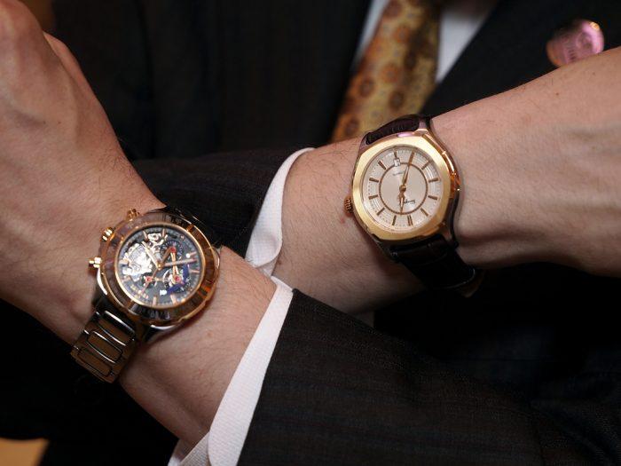 精选 Salvatore Ferragamo,Versace 时尚美表 4折起,额外再6折优惠,折后低至418.2加元!