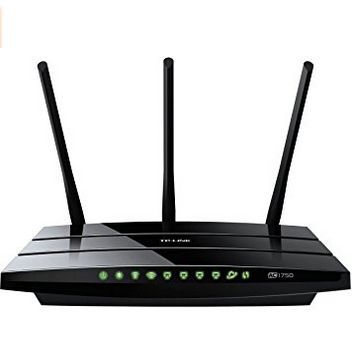 TP-Link AC1750 双频 1750Mbps 无线路由器5.3折 79.99加元包邮!