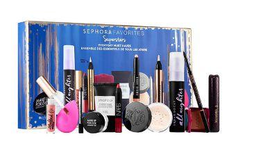 新款上市,超级划算!精选 14款 Sephora Favorites 美妆,护肤产品超值套装特卖!