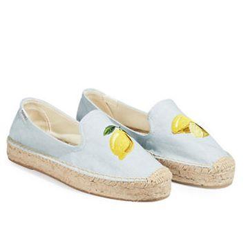 SOLUDOS Lemon 渔夫鞋 78加元,原价 120加元